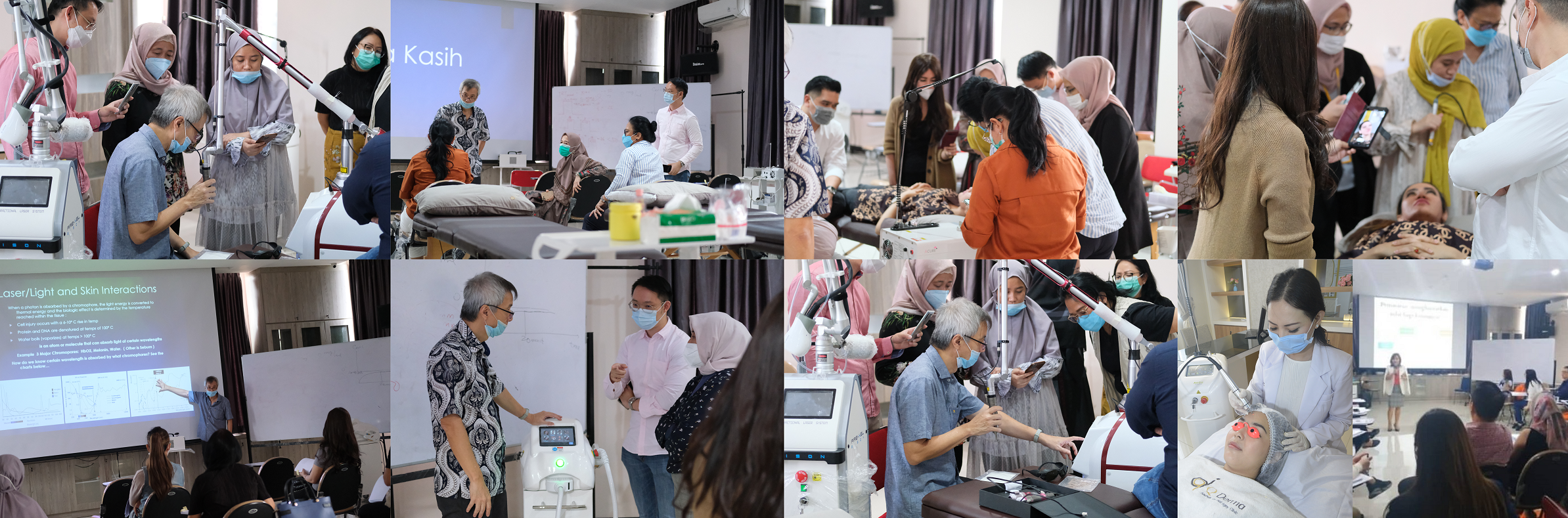 Kursus Estetika di Jakarta
